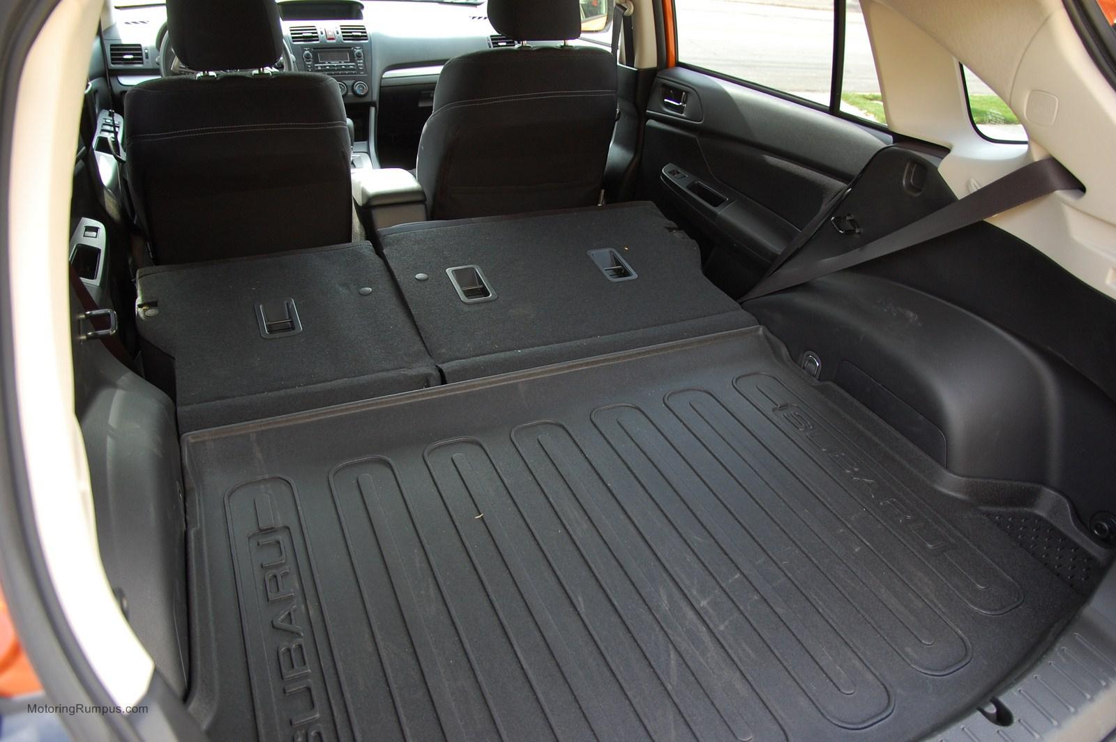 2014 Subaru XV Crosstrek Review - Motoring Rumpus