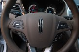 2015 Lincoln MKC Heated Steering Wheel