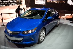 2015 NAIAS - 2016 Chevy Volt