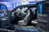 2015 NAIAS - 2017 Ford F-150 Raptor Interior
