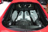 2015 NAIAS Audi R8 V10 Engine