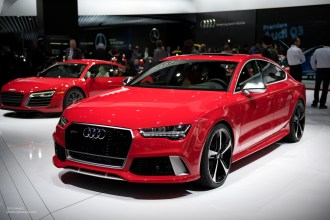 2015 NAIAS Audi RS7