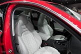 2015 NAIAS Audi S6 Seats
