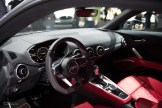 2015 NAIAS Audi TTS Dash