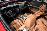 2015 NAIAS BMW 650i Convertible Interior