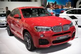 2015 NAIAS BMW X4 xDrive 35i
