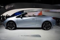 2015 NAIAS Buick Cascada Convertible
