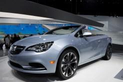 2015 NAIAS Buick Cascada