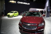 2015 NAIAS Chevy Cars