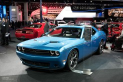2015 NAIAS Dodge Challenger