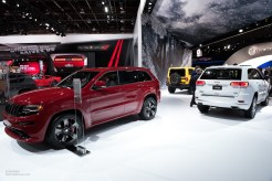 2015 NAIAS Jeep Grand Cherokee SRT