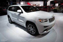 2015 NAIAS Jeep Grand Cherokee