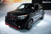 2015 NAIAS Kia Soul Red Zone