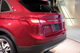 2015 NAIAS Lincoln MKX Rear