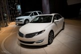 2015 NAIAS Lincoln MKZ