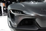 2015 NAIAS Toyota FT-1 Concept Headlight