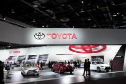 2015 NAIAS Toyota