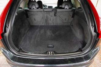 2015 Volvo XC60 Trunk