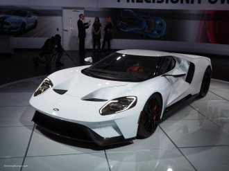 2016 NAIAS 2017 Ford GT