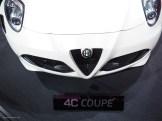 2016 NAIAS Alfa Romeo 4C Coupe Front
