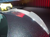 2016 NAIAS Alfa Romeo Giulia Carbon Fiber Spoiler