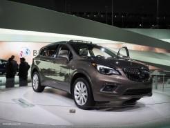 2016 NAIAS Buick Envision