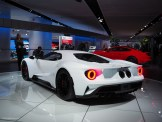 2016 NAIAS Ford GT White