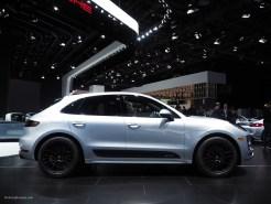 2016 NAIAS Porsche Macan GTS
