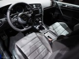 2016 NAIAS VW Golf R Interior