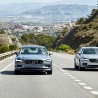 Volvo S90 e V90 com pontuação máxima Euro NCAP nos Sistemas Autónomos de Travagem para Peões