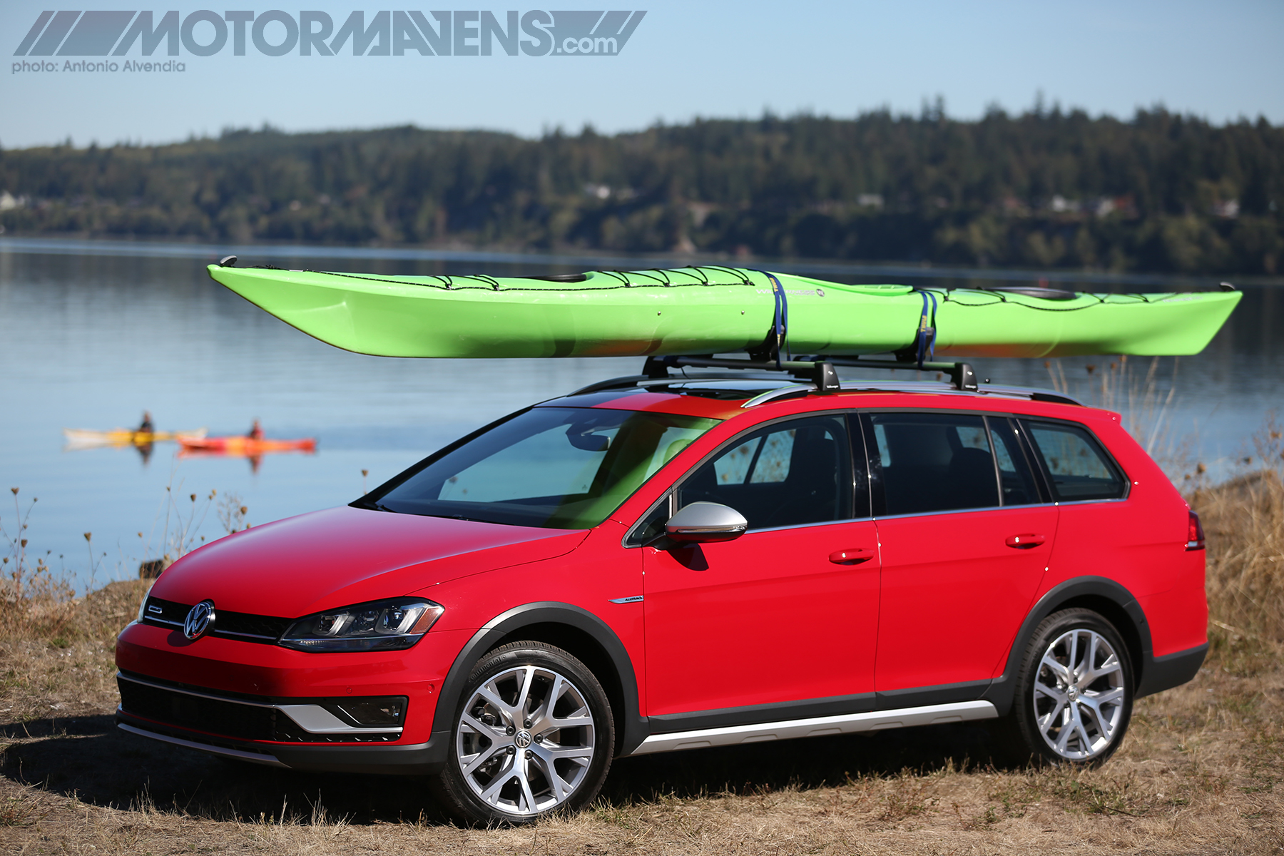 Coole Sportwagen Roadtrip Turbocharged Vw Golf Alltrack Adventures Motormavens