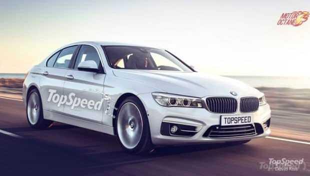 2017 BMW 5 Series Platform: