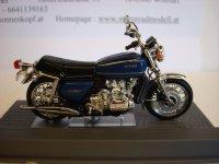 1000 GL - Gold Wing 1975 blau - Motorradmodelle