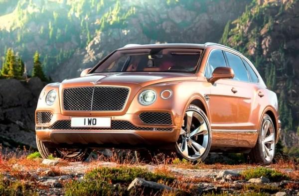 Luego de varios años estudiando la idea, la británica Bentley entró al mercado de guaguas con la Bentayga. La automotriz asegura que es la guagua más lujosa del mundo. Tambié afirma que es la más rápida. Foto: Bentley