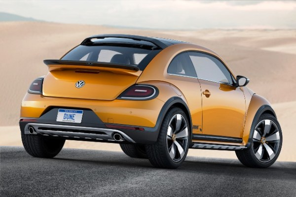 VW Beetle Dune Concept 01