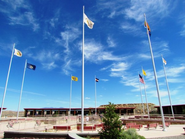 Four Corners Monument Andres O'Neill photo 1