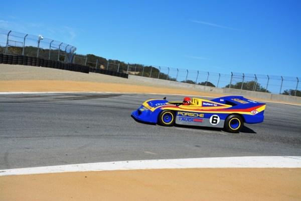 El auto de carreras más potente en la historia: el 917/30. Tiene 1,580 caballos de fuerza. Debido a regulaciones, pudo competir oficialmente una sola vez.