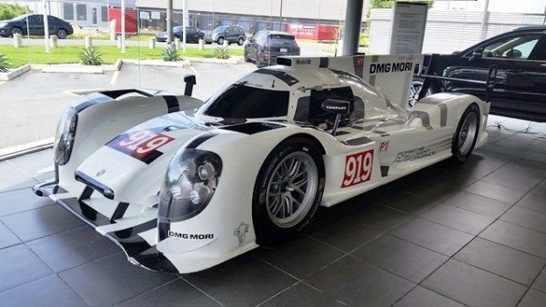 Porsche 919 Hybrid Andres O'Neill photo 12