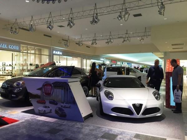 El deportivo Alfa Romeo 4C.