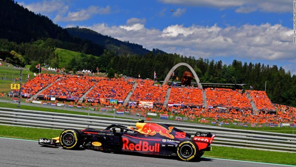 Live F1 Diretta Prove Libere 1 Oggi Gp Austria Red Bull Ring