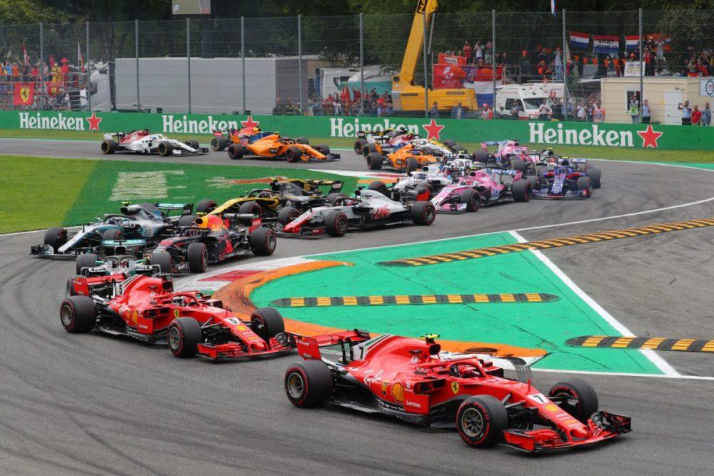 F1 Orari Tv Gran Premio Ditalia A Monza Diretta Sky E Tv8