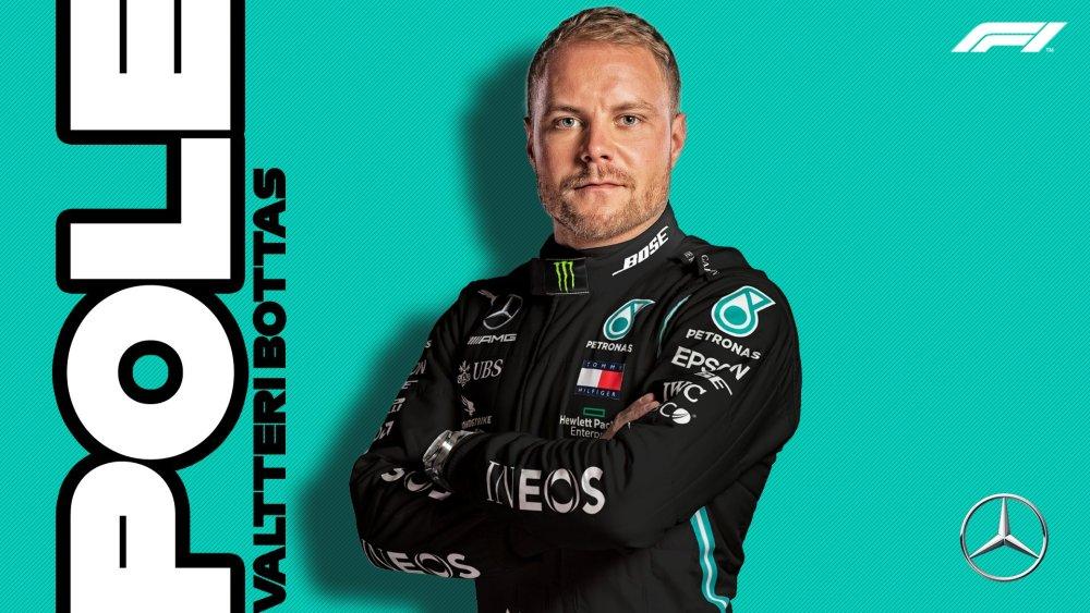 Diretta F1 Gp Germania 2020 Live Qualifiche Di Oggi Bottas In Pole Davanti Ad Hamilton Quarto
