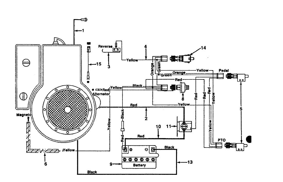 6 cylinder Schema moteur