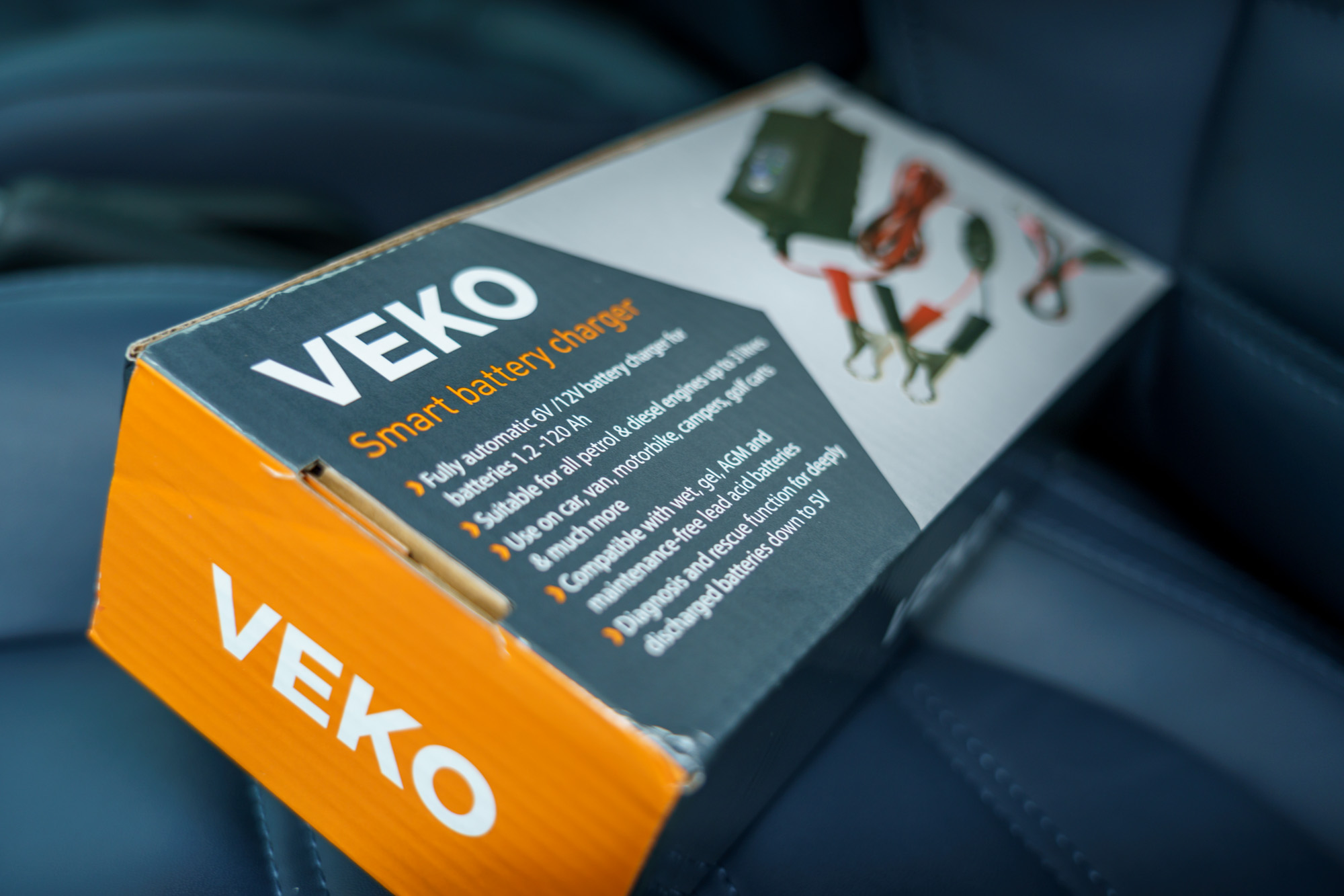 Smart Battery Veko Smart Battery Charger Review Easily Get You Through Winter