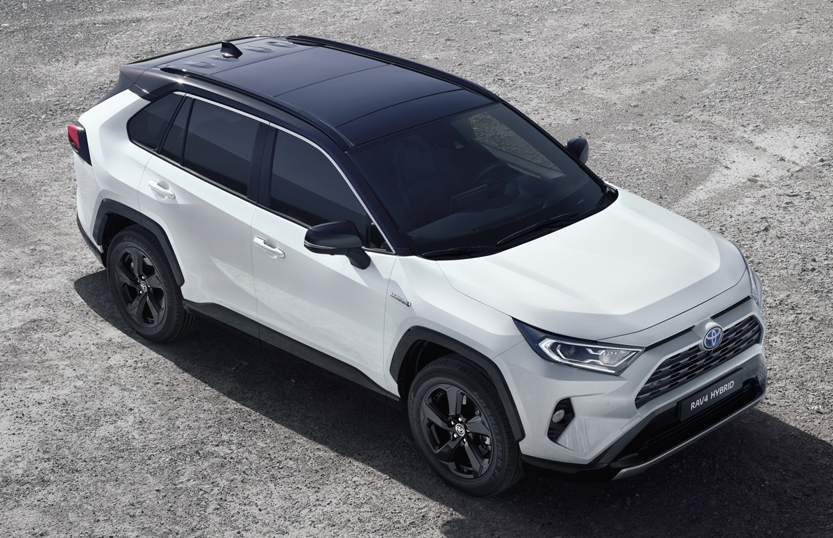 Toyota Rav4 Fuel Consumption 2019 Toyota Rav4 Hybrid An Suv With 4 5 L 100 Km Consumption