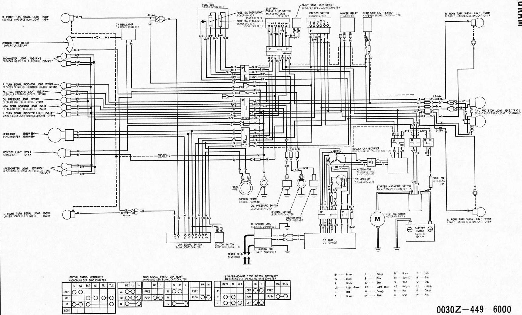 ignitech cx500 wiring diagram