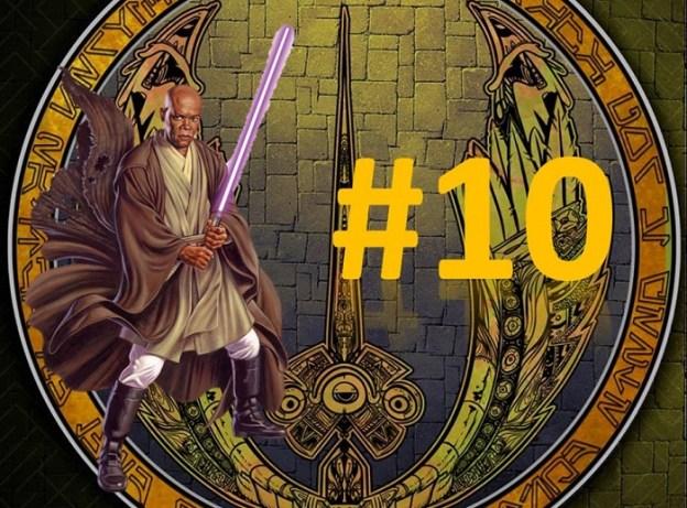 Los 10 Jedis más poderosos de la historia