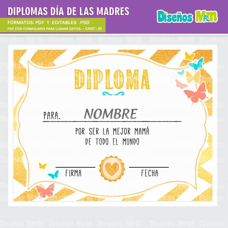 formatos de diplomas - Josemulinohouse