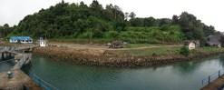 Dermaga Sikakap Mentawai