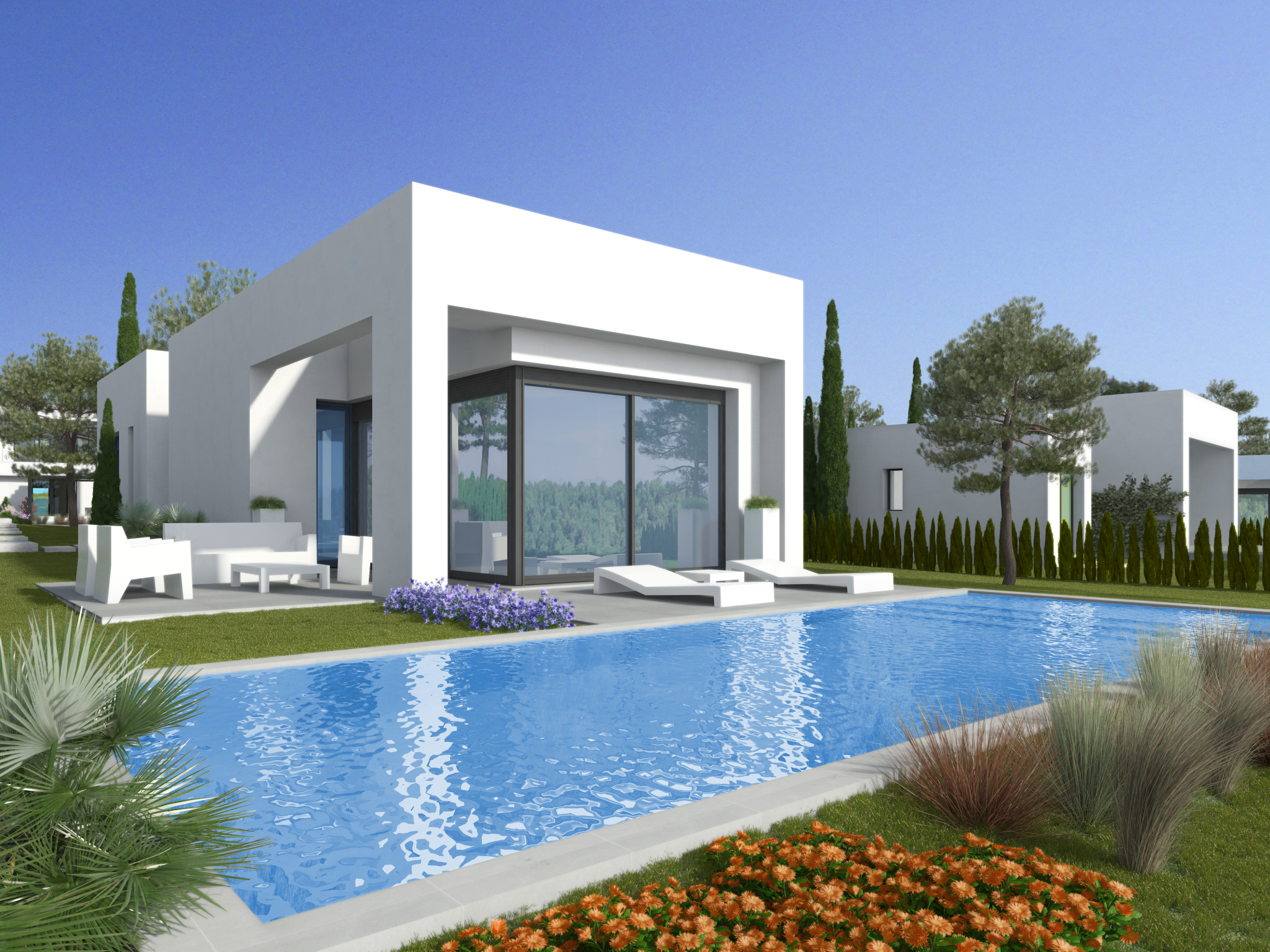 Valencia Zwembad Villa For Sale Spain Costa Blanca